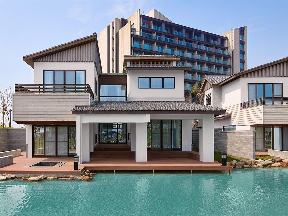 湖畔Villa
