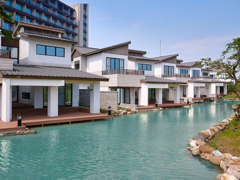 豪華湖畔Villa