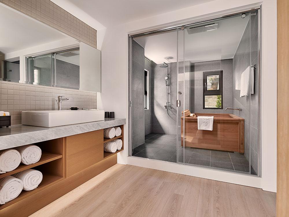 Villa浴室