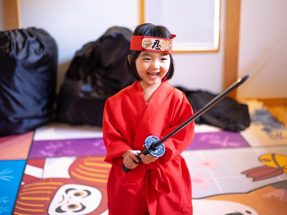三寶忍者1