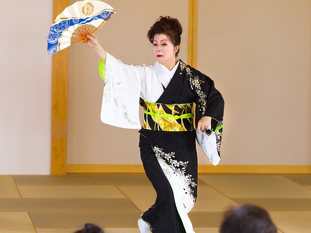 日本舞-林汶玲