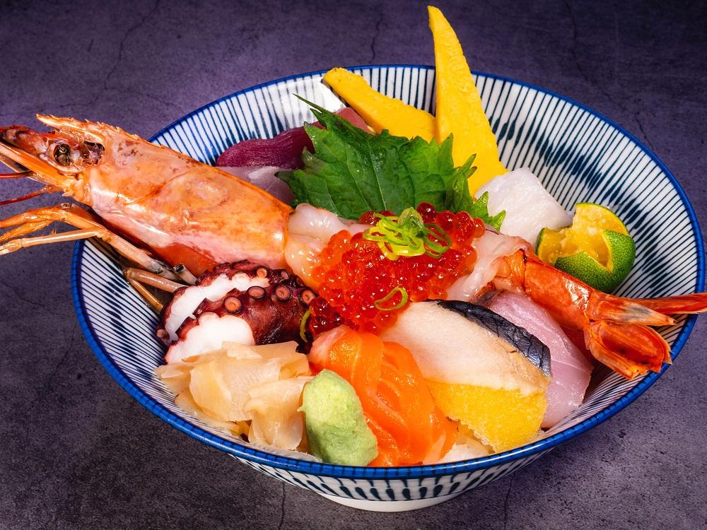 舞饌特選海鮮丼